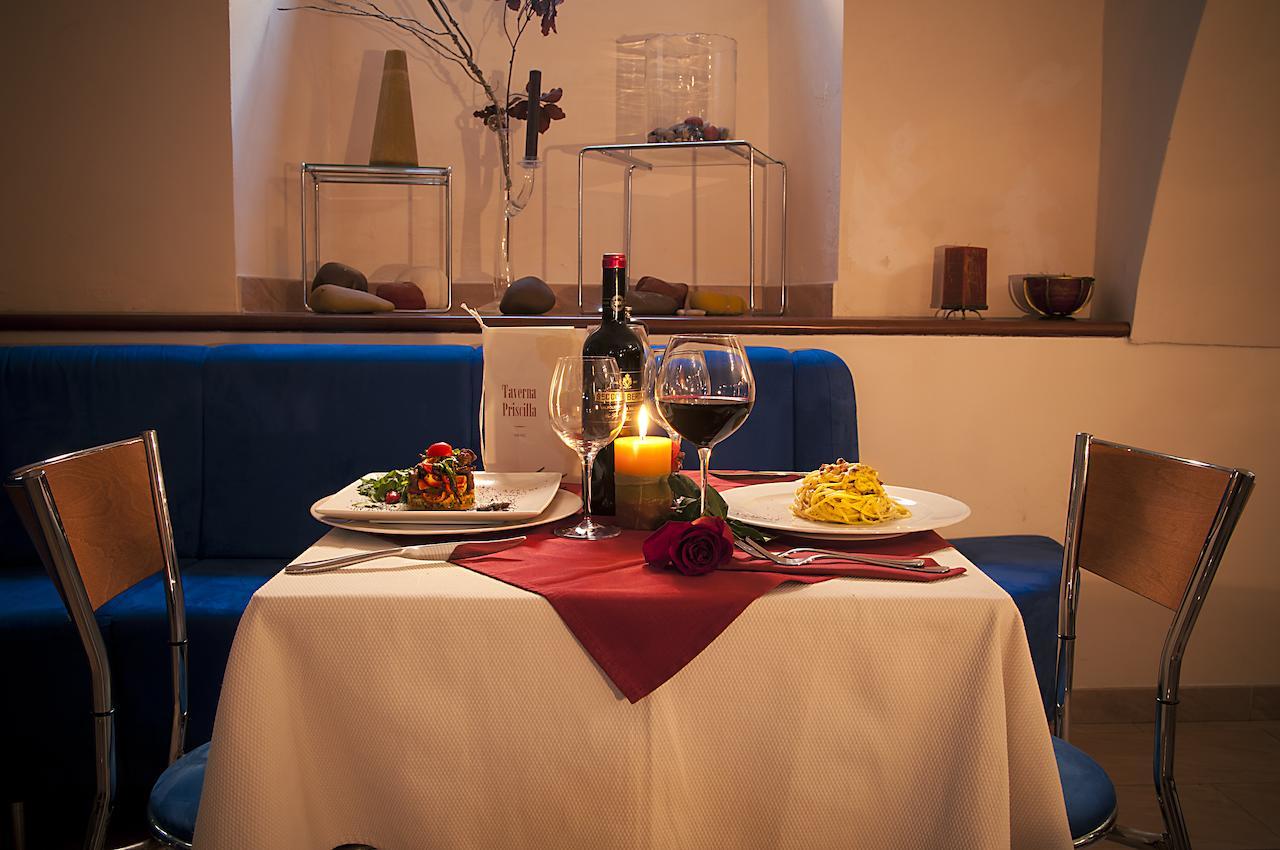 Hotel con ristorante Roma Offerta cena gratuita